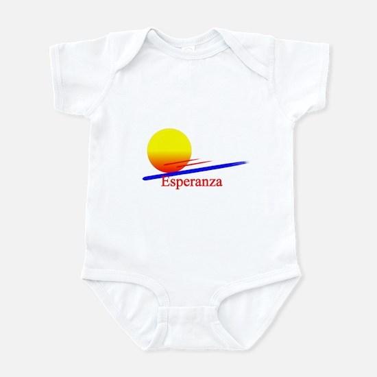 Esperanza Infant Bodysuit