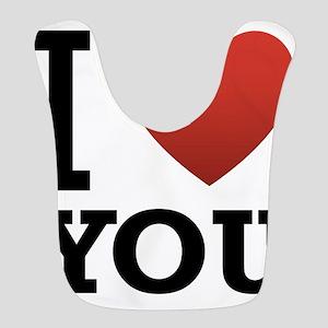 i-love-you-2 Bib