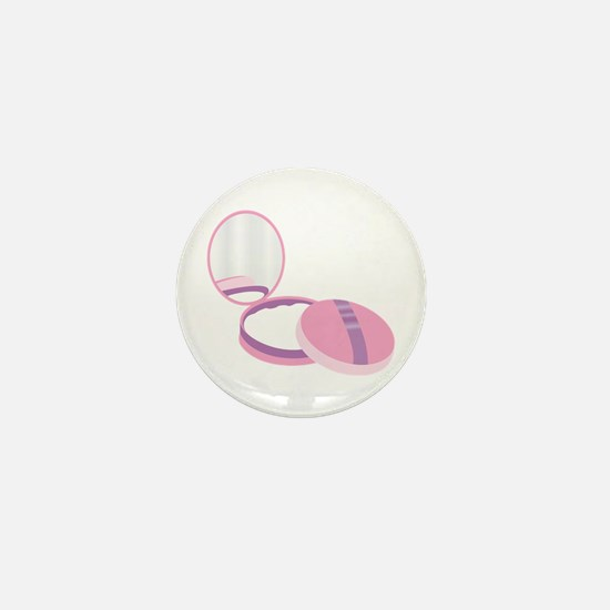 Makeup Powder Mini Button
