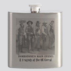 cowboysmaineventtshirt Flask