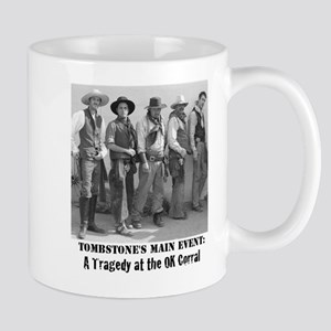 cowboysmaineventtshirt Mugs