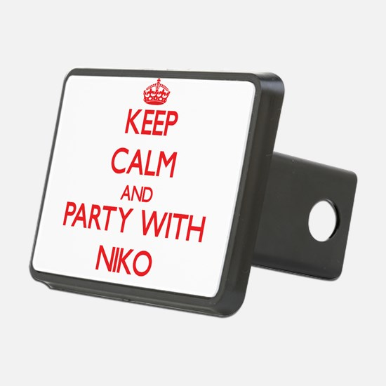 Keep Calm and Party with Niko Hitch Cover