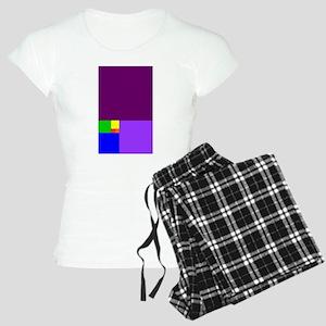 fibonacci roygbiv Pajamas
