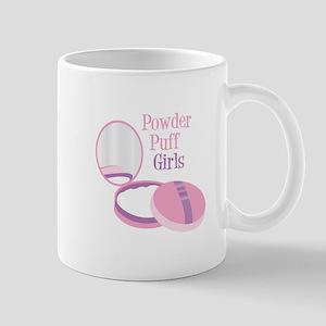 Powder Puff Mugs
