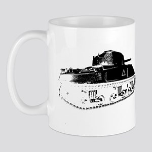 Sherman Tank Mug