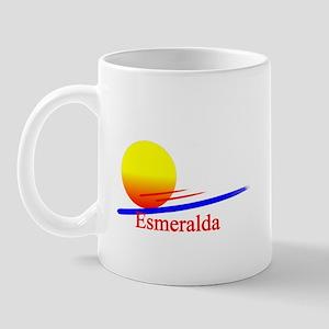 Esmeralda Mug