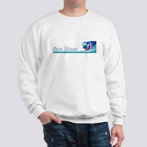 San Diego, California Sweatshirt