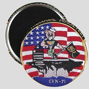 USS THEODORE ROOSEVELT Magnet