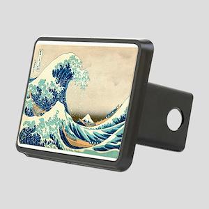 Hokusai Great Wave off Kanagawa Hitch Cover
