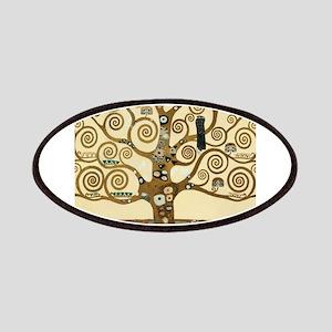 Gustav Klimt Tree of Life Patches