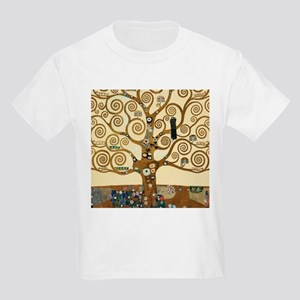 Gustav Klimt Tree of Life T-Shirt