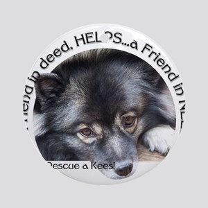 Friend in Need Ornament (Round)