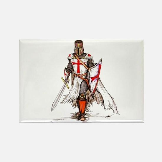Templar Knight Magnets