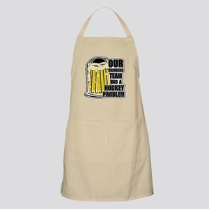 Hockey Drinking Team Apron