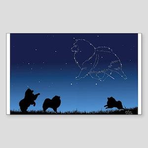 Stars in the Sky Sticker