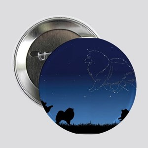 """Stars in the Sky 2.25"""" Button"""