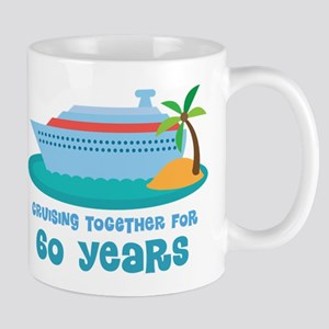 60th Anniversary Cruise Mug