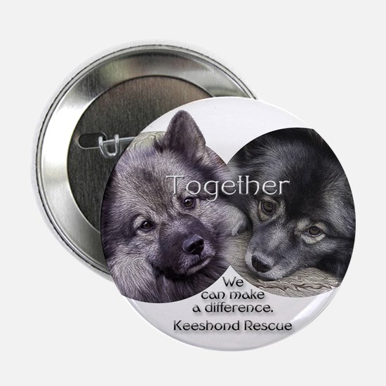 "Together We Can Make a Difference 2.25"" Button"