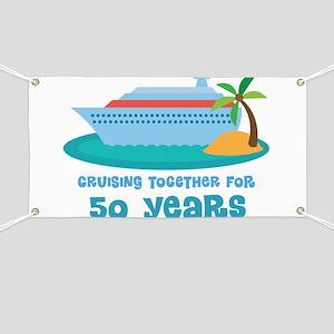 50th Anniversary Cruise Banner