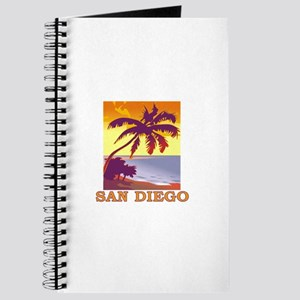 San Diego, California Journal