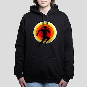 Runner Women's Hooded Sweatshirt