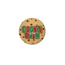 Cookie in the Oven™ Mini Button