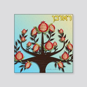 12 Tribes Israel Reuben Sticker