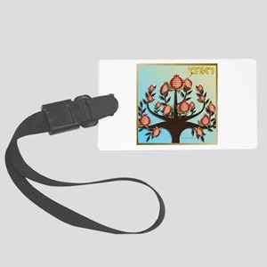 12 Tribes Israel Reuben Luggage Tag