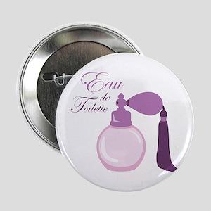 """Eau De Toilette 2.25"""" Button"""