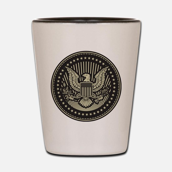 America Shot Glass