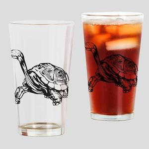 Turtle Drinking Glass
