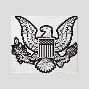 Patriotic Throw Blanket