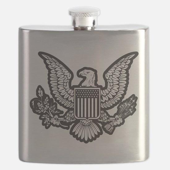 Patriotic Flask