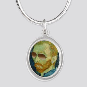 Vincent van Gogh fuck yourself Necklaces