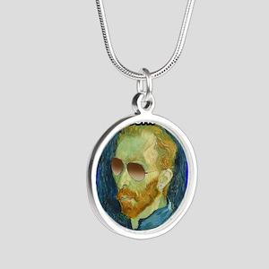 Vincent van Gogh fuck yourself Necklaces