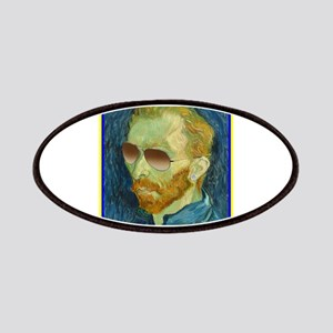 Vincent van Gogh fuck yourself Patches