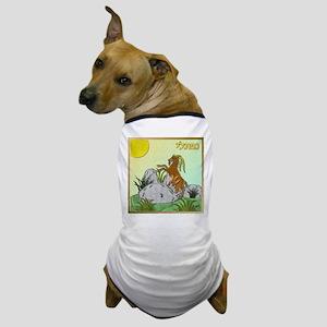 12 Tribes Israel Naphtali Dog T-Shirt
