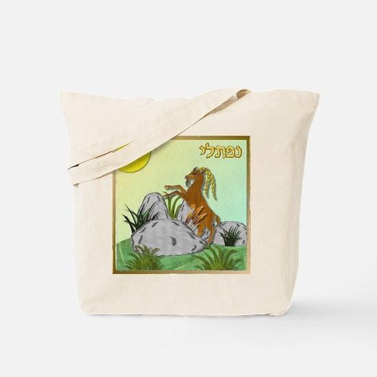 12 Tribes Israel Naphtali Tote Bag