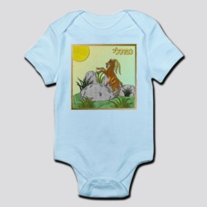 12 Tribes Israel Naphtali Body Suit
