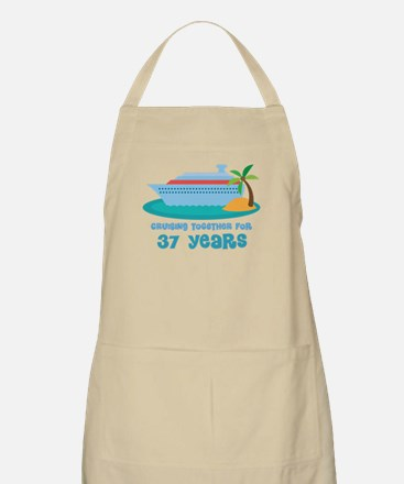37th Anniversary Cruise Apron