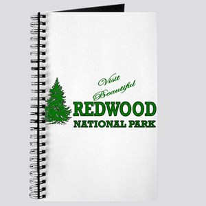 Visit Beautiful Redwood Natio Journal