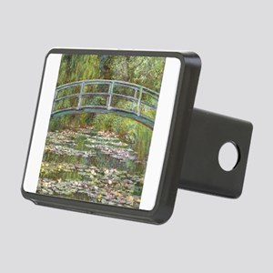 Monet Bridge over Water Lilies Hitch Cover