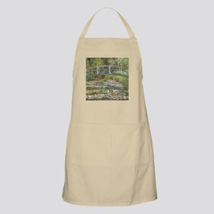 Monet Bridge over Water Lilies Apron
