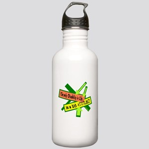 The Only Disability-Scott Hamilton Water Bottle