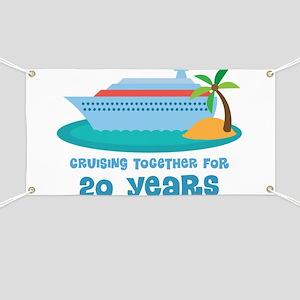 20th Anniversary Cruise Banner