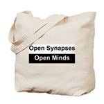 Open Synapses Tote Bag