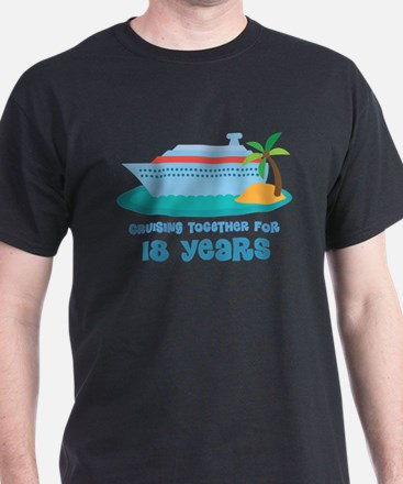 18th Anniversary Cruise T-Shirt