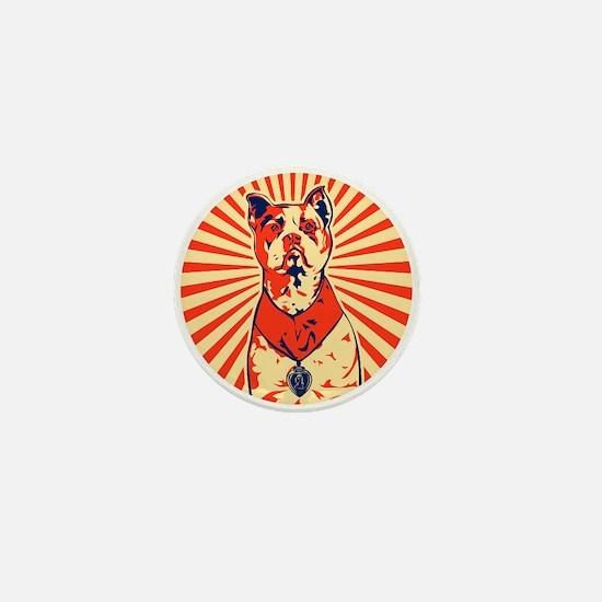 SGT. Stubby Mini Button