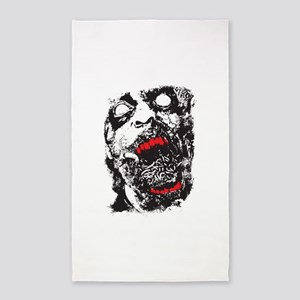 Zombie 3'x5' Area Rug