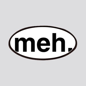Black Meh Patches